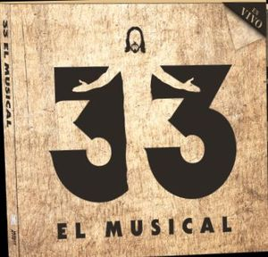 33 EL MUSICAL (CD)