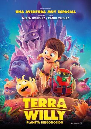 TERRA WILLY. PLANETA DESCONOCIDO (DVD)