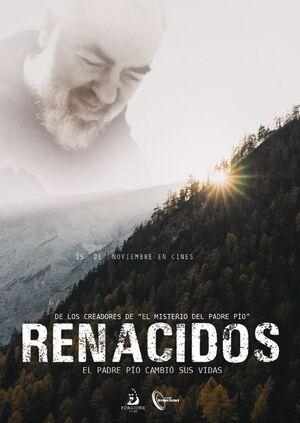 RENACIDOS (DVD) EL PADRE PIO CAMBIÓ SUS VIDAS