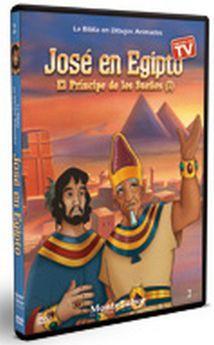 JOSE EN EGIPTO