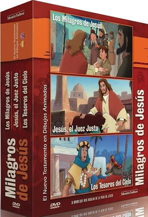 PACK MILAGROS DE JESUS (3 DVD)