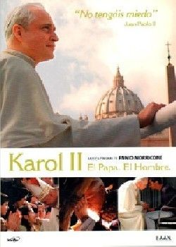 KAROL II EL PAPA EL HOMBRE