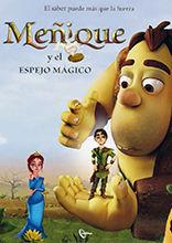 MEÑIQUE Y EL ESPEJO MAGICO (DVD)