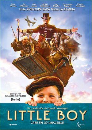 LITTLE BOY (CREE EN LO IMPOSIBLE) DVD