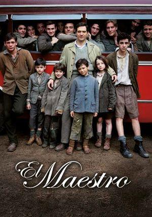 EL MAESTRO (MINISERIE) DVD