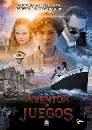 EL INVENTOR SE JUEGOS (DVD)
