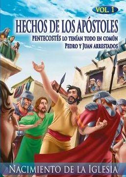 HECHOS DE LOS APOSTOLES VOL. 1 (DVD)