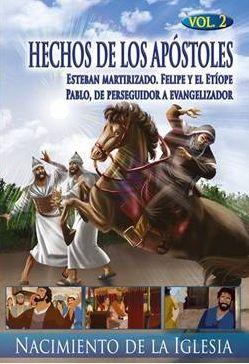 HECHOS DE LOS APOSTOLES VOL. 2