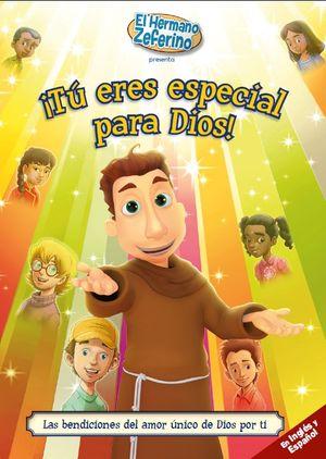 TU ERES ESPECIAL PARA DIOS (DVD)