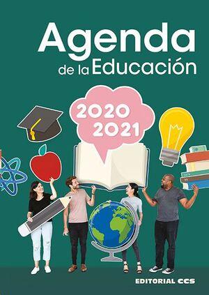AGENDA DE LA EDUCACION 2020-2021
