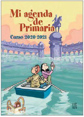 MI AGENDA DE PRIMARIA 2020-2021
