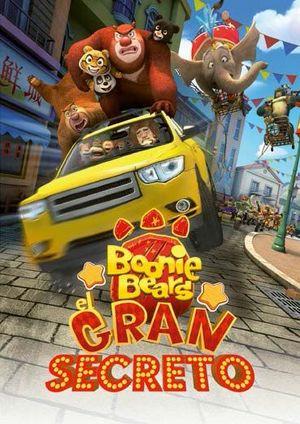 BOONIE BEARS EL GRAN SECRETO