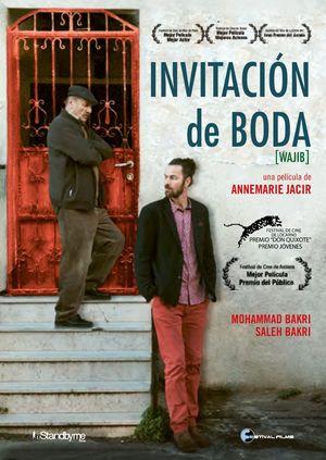 INVITACIÓN DE BODA (DVD)