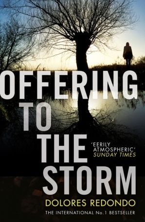 OFFERING TO THE STORM (THE BAZTAN TRILOGY 3)