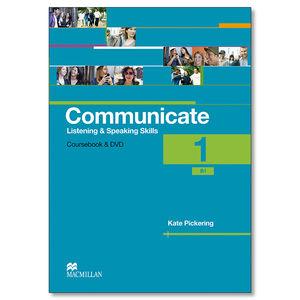 COMMUNICATE INTL COURSEBOOK 1 PK