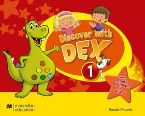 DISCOVER WITH DEX 1 PB PK