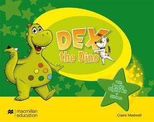 DEX THE DINO PB PK 3 AÑOS