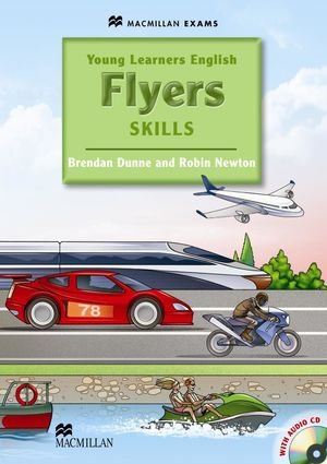 YOUNG LEARN ENG SKILLS FLYERS PB