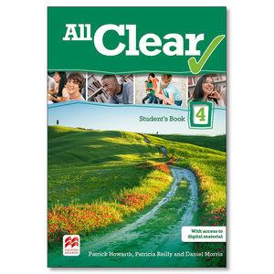 ALL CLEAR 4 SB PK