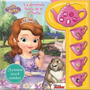 VAMOS A TOMAR EL TE CON SOFIA TEA SET