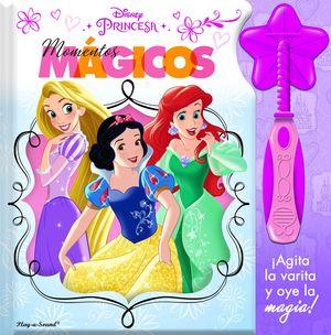 LA VARITA MAGICA DE LAS PRINCESAS MAGIC WAND