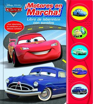 LABERINTO MUSICAL CARS LMSB