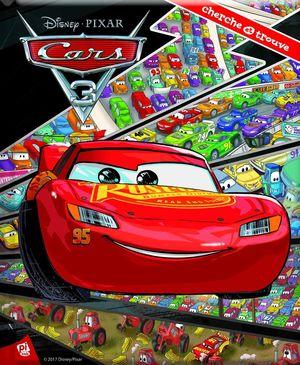 BUSCA Y ENCUENTRA CARS 3 LF