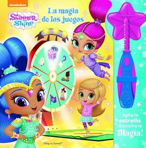 LA VARITA MAGICA DE SHIMMER Y SHINE MAGIC WAND