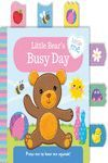 LITTLE BEAR'S BUSY DAY - CLOTH BOOK - ING