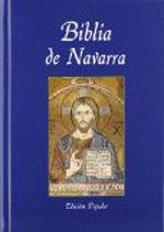 BIBLIA DE NAVARRA (POPULAR)