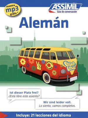 ALEMAN. GUIA DE CONVERSACION