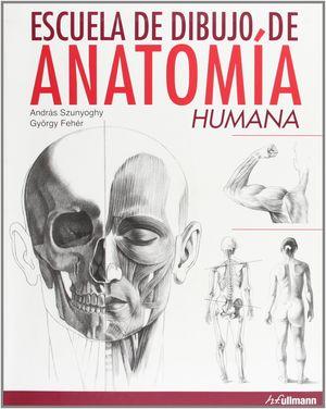 ESCUELA DE DIBUJO DE ANATOMIA HUMANA