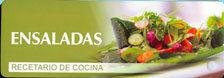 ENSALADAS RECETARIO DE COCINA