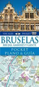 BRUSELAS, BRUJAS, AMBERES Y GANTE - GUÍA VISUAL POCKET