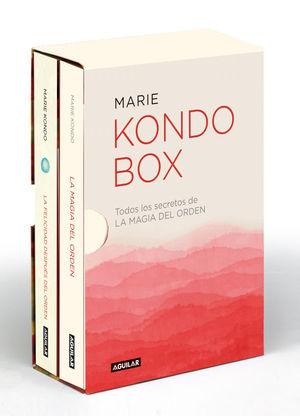 TODOS LOS SECRETOS DEL MÉTODO KONMARI (EDICIÓN BOX: LA MAGIA DEL ORGEN  LA FELICIDAD DESPUÉS DEL ORDEN)
