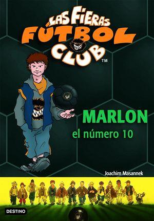 MARLON, EL NÚMERO 10