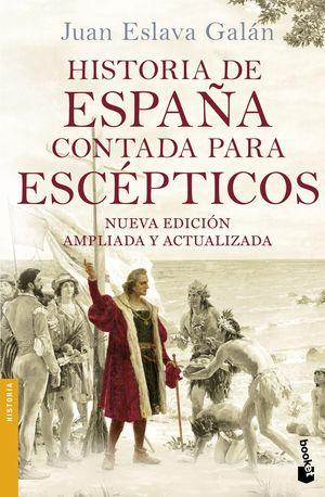 HISTORIA DE ESPAÑA CONTADA PARA ESCÉPTICOS (BOOKET)