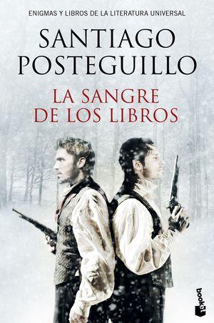 LA SANGRE DE LOS LIBROS (BOLSILLO)