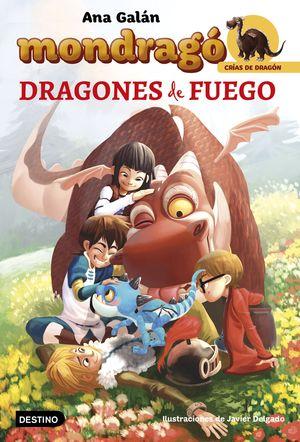 MONDRAGÓ. DRAGONES DE FUEGO