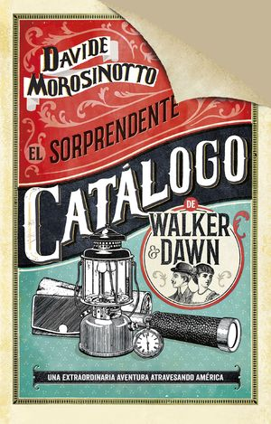 EL SORPRENDENTE CATÁLOGO DE WALKER & DAWN