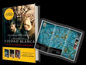 PACK EL SILENCIO DE LA CIUDAD BLANCA+MAPA DE ESCENARIOS