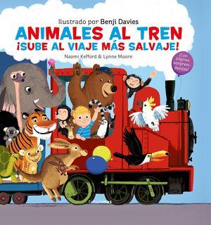 ANIMALES AL TREN