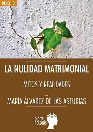 LA NULIDAD MATRIMONIAL