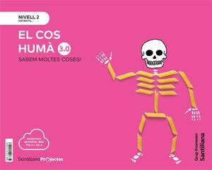 NIVELL 2 EL COS HUMA 3.0 CATAL ED21