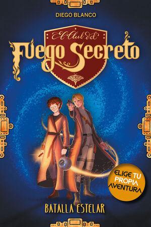 EL CLUB DEL FUEGO SECRETO / 4