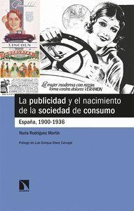 LA PUBLICIDAD Y EL NACIMIENTO DE LA SOCIEDAD DE CONSUMO