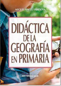 DIDÁCTICA DE LA GEOGRAFÍA EN PRIMARIA
