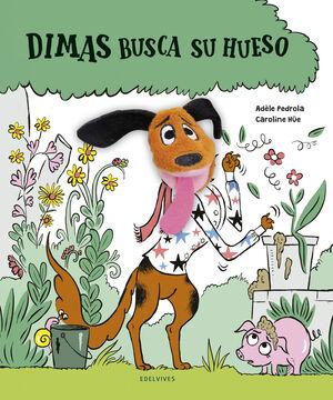 DIMAS BUSCA SU HUESO