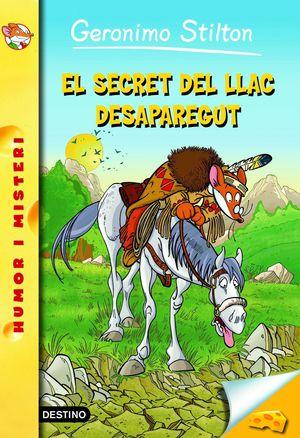 50- EL SECRET DEL LLAC DESAPAREGUT