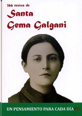 366 TEXTOS DE SANTA GEMA GALGANI